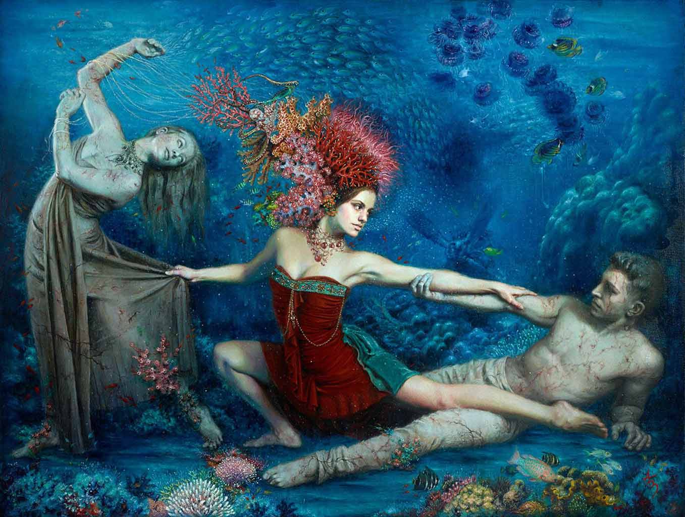 "Александра Манукян (Alexandra Manukyan) ""When the Waters Rise"""