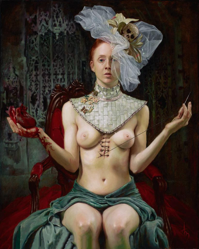 "Александра Манукян (Alexandra Manukyan) ""For the Jar of Hearts"""