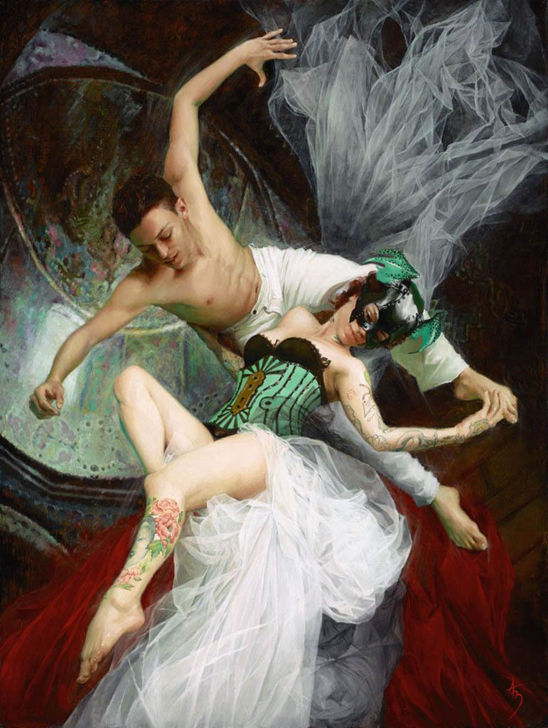 "Александра Манукян (Alexandra Manukyan) ""Requiem of Fight"""