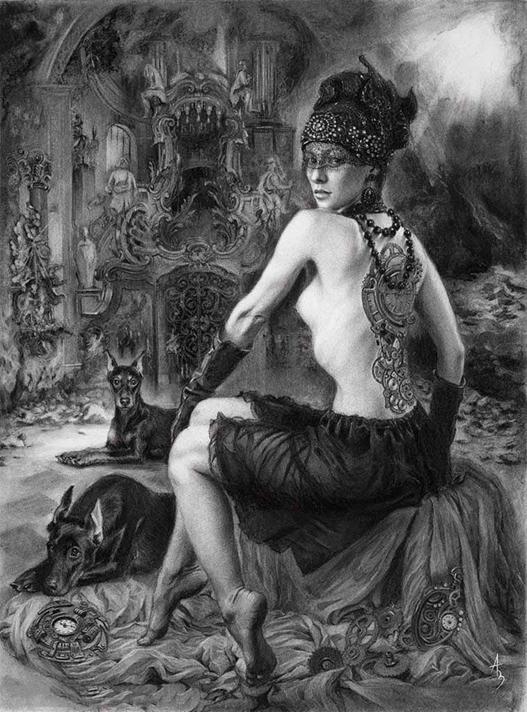 "Александра Манукян (Alexandra Manukyan) ""Time Keepers"""