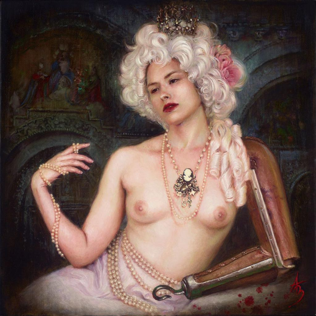 "Александра Манукян (Alexandra Manukyan) ""Loving Can Hurt Sometimes"""