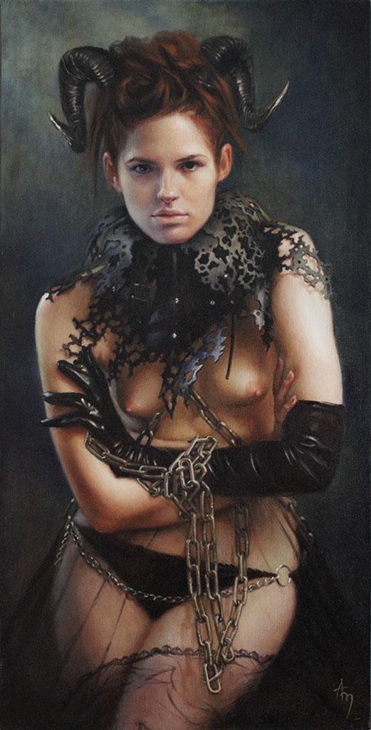 "Александра Манукян (Alexandra Manukyan) ""Aries"""
