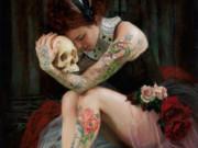 "Александра Манукян (Alexandra Manukyan) ""Undying Death"""