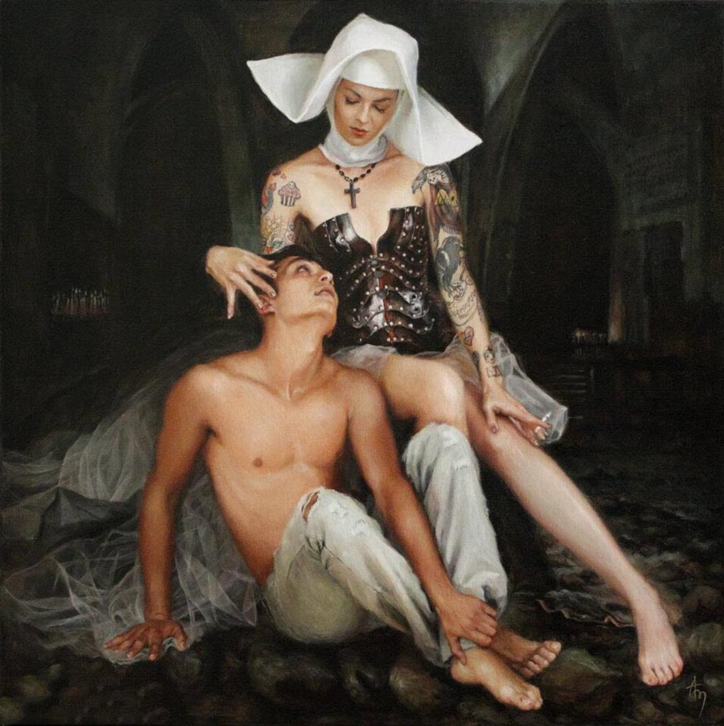 "Александра Манукян (Alexandra Manukyan) ""Secrets and Confession"""