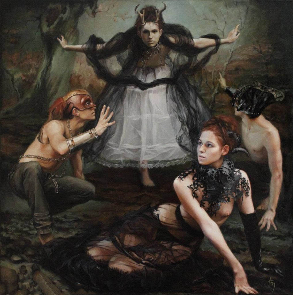 "Александра Манукян (Alexandra Manukyan) ""Untitled - 57"""