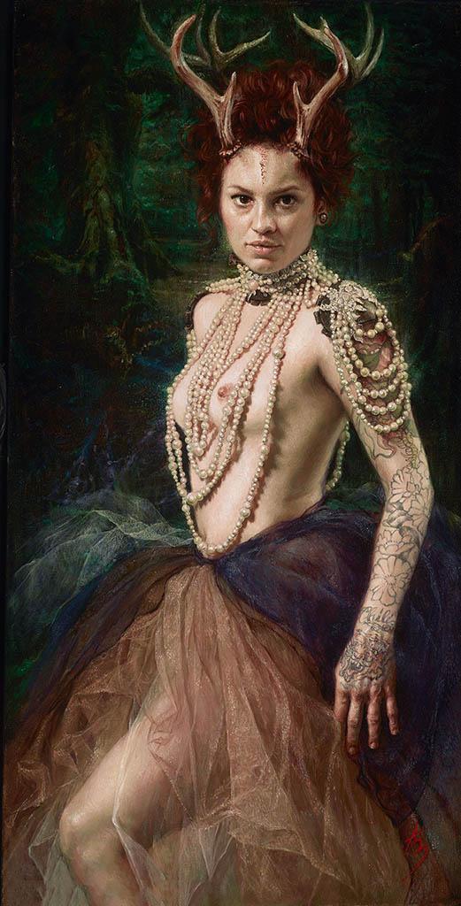 "Александра Манукян (Alexandra Manukyan) ""Forest Awakening"""