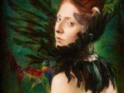 """Александра Манукян (Alexandra Manukyan) """"Avian Queen"""""""