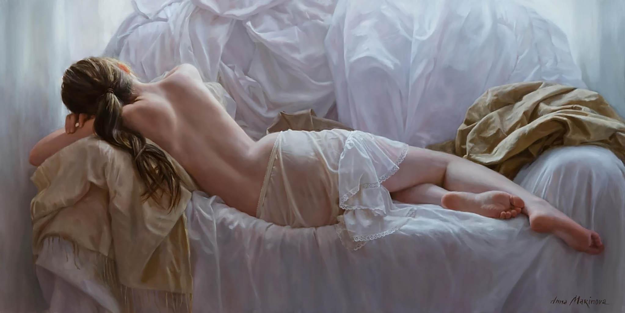 """Анна Маринова (Anna Marinova) """"Мягкий свет   Soft light"""""""