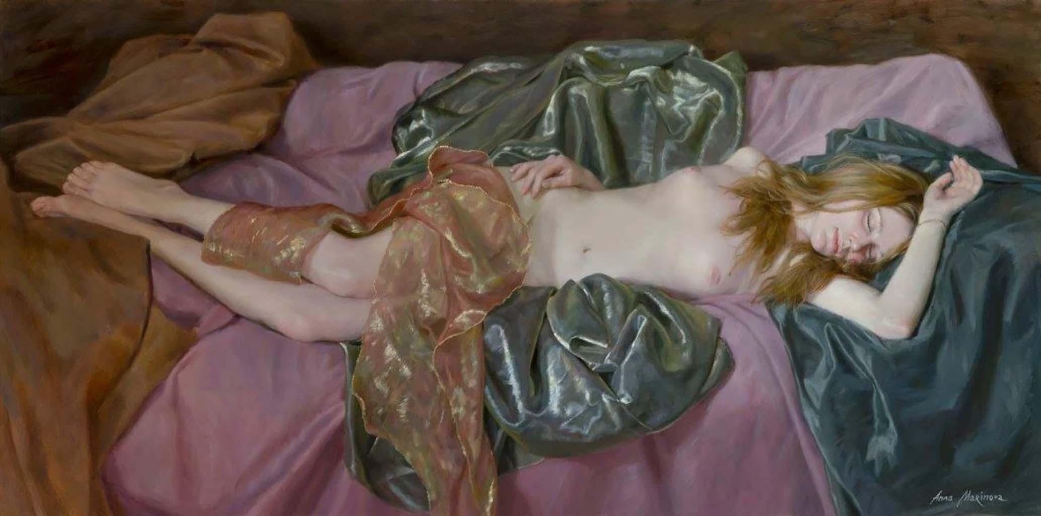 "Анна Маринова (Anna Marinova) ""Тихий час | A quiet hour"""