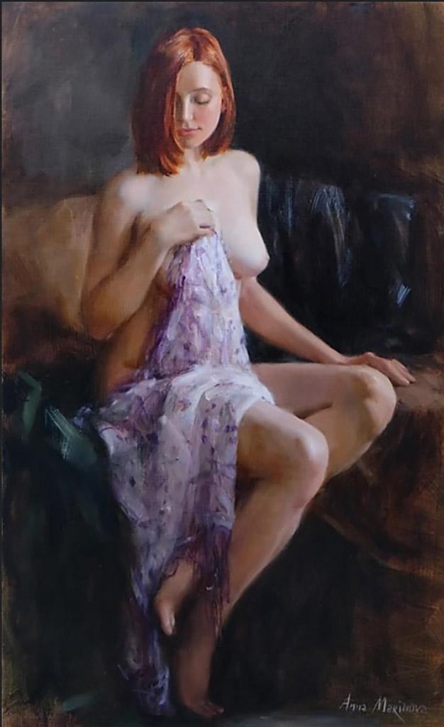 "Анна Маринова (Anna Marinova) ""Жанна   Jeanetta"""