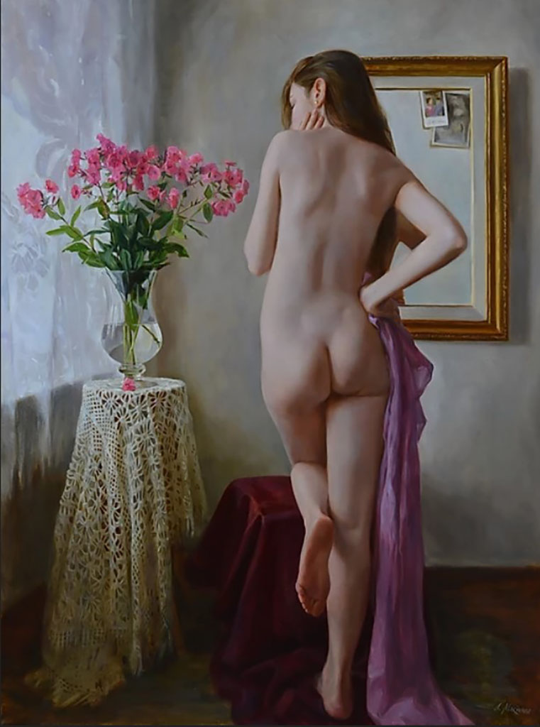 "Анна Маринова (Anna Marinova) ""Вчерашний букет   Yesterday's bouquet"""