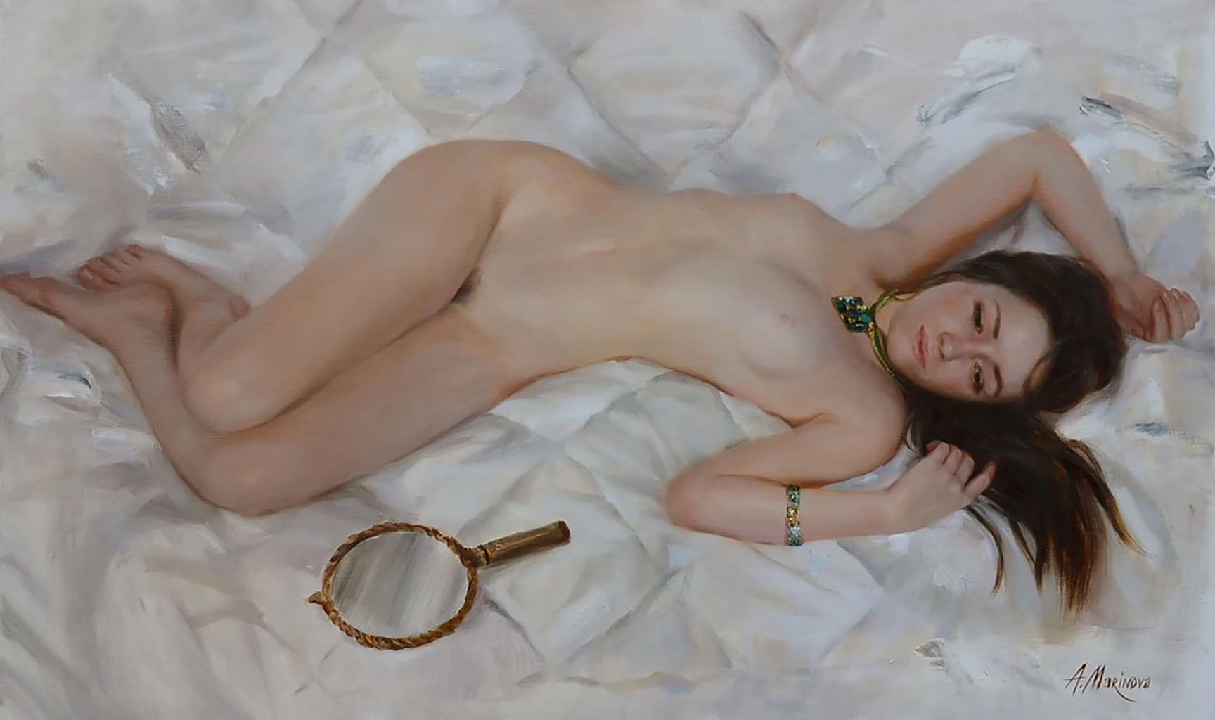 "Анна Маринова (Anna Marinova) ""Грезы юности   The dreams of youth"""
