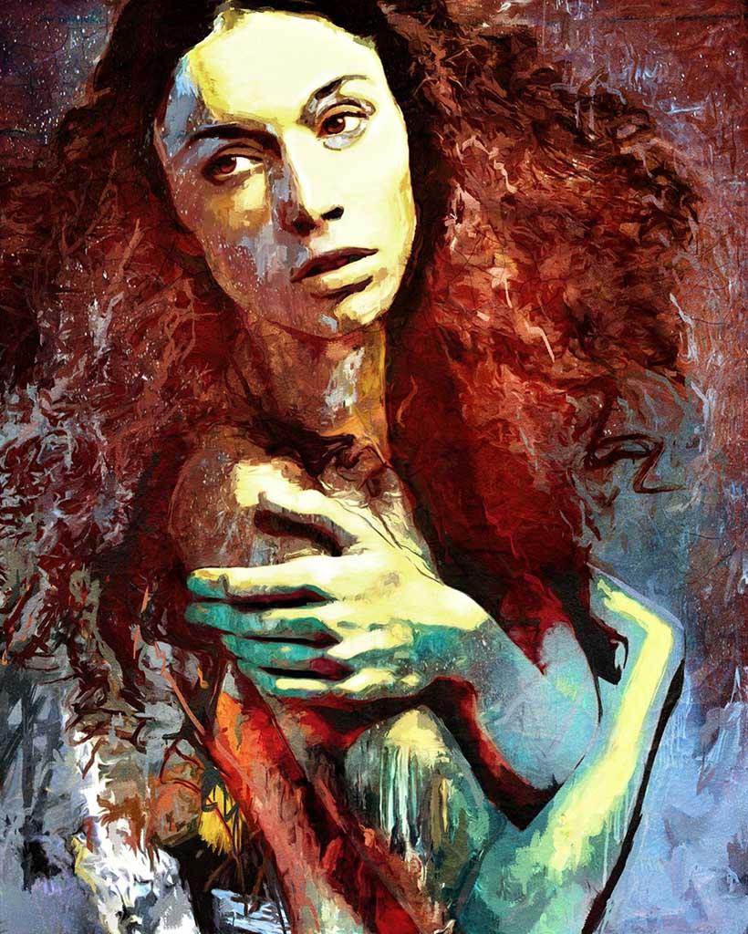 Мариус Марковски (Marius Markowski), Digital Paintings – 20