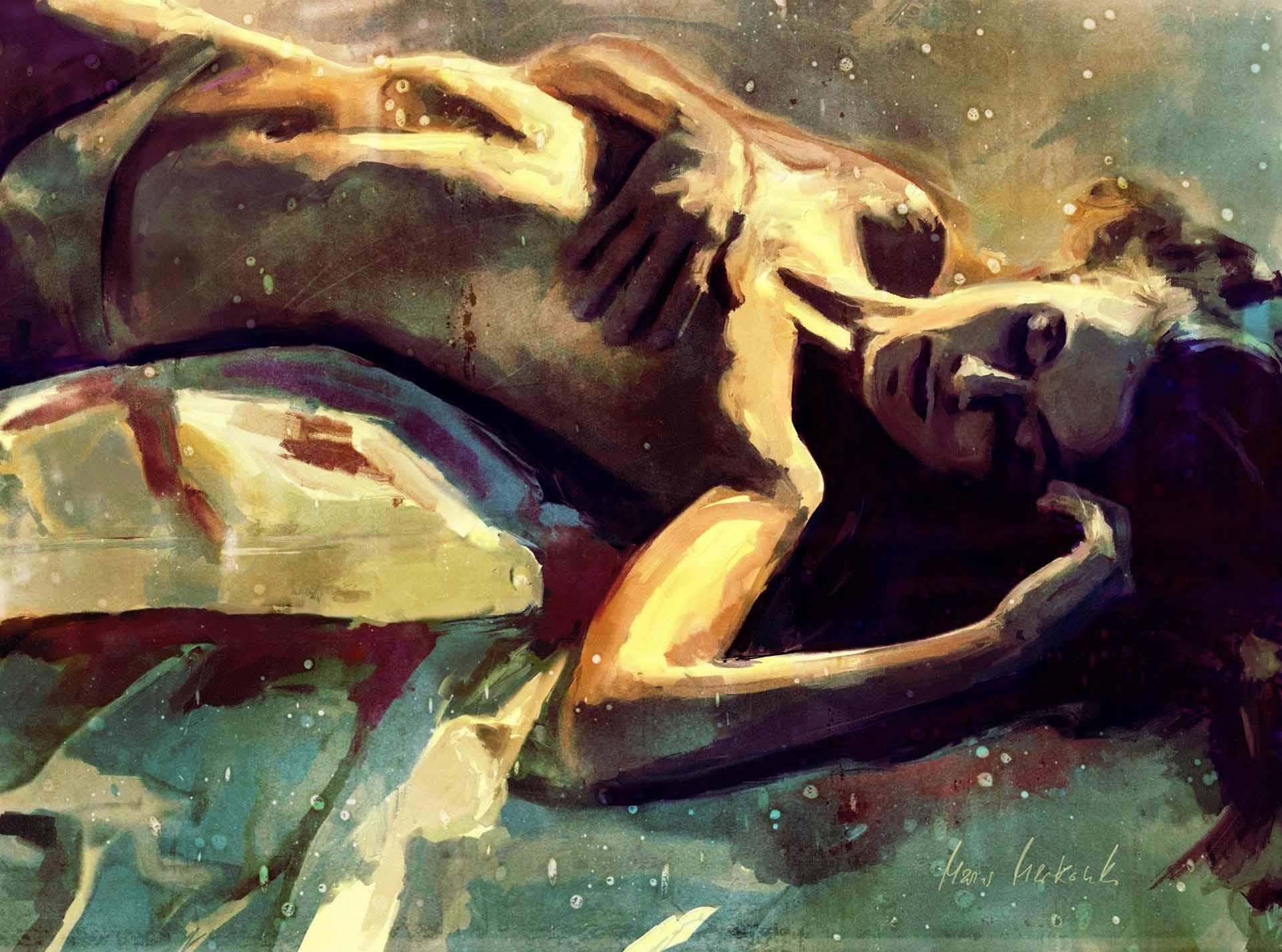 Мариус Марковски (Marius Markowski), Digital Paintings – 22