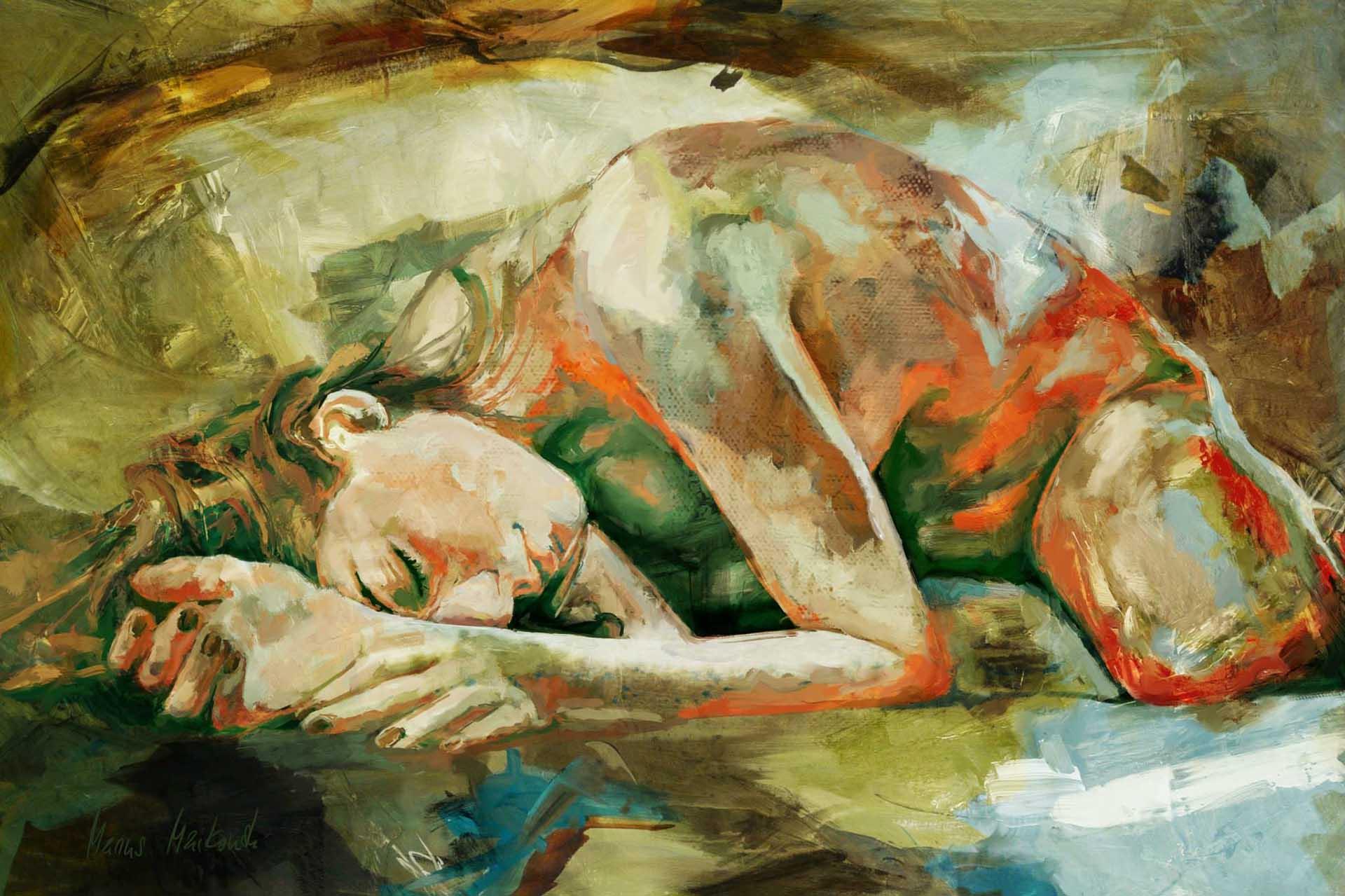Мариус Марковски (Marius Markowski), Digital Paintings – 30