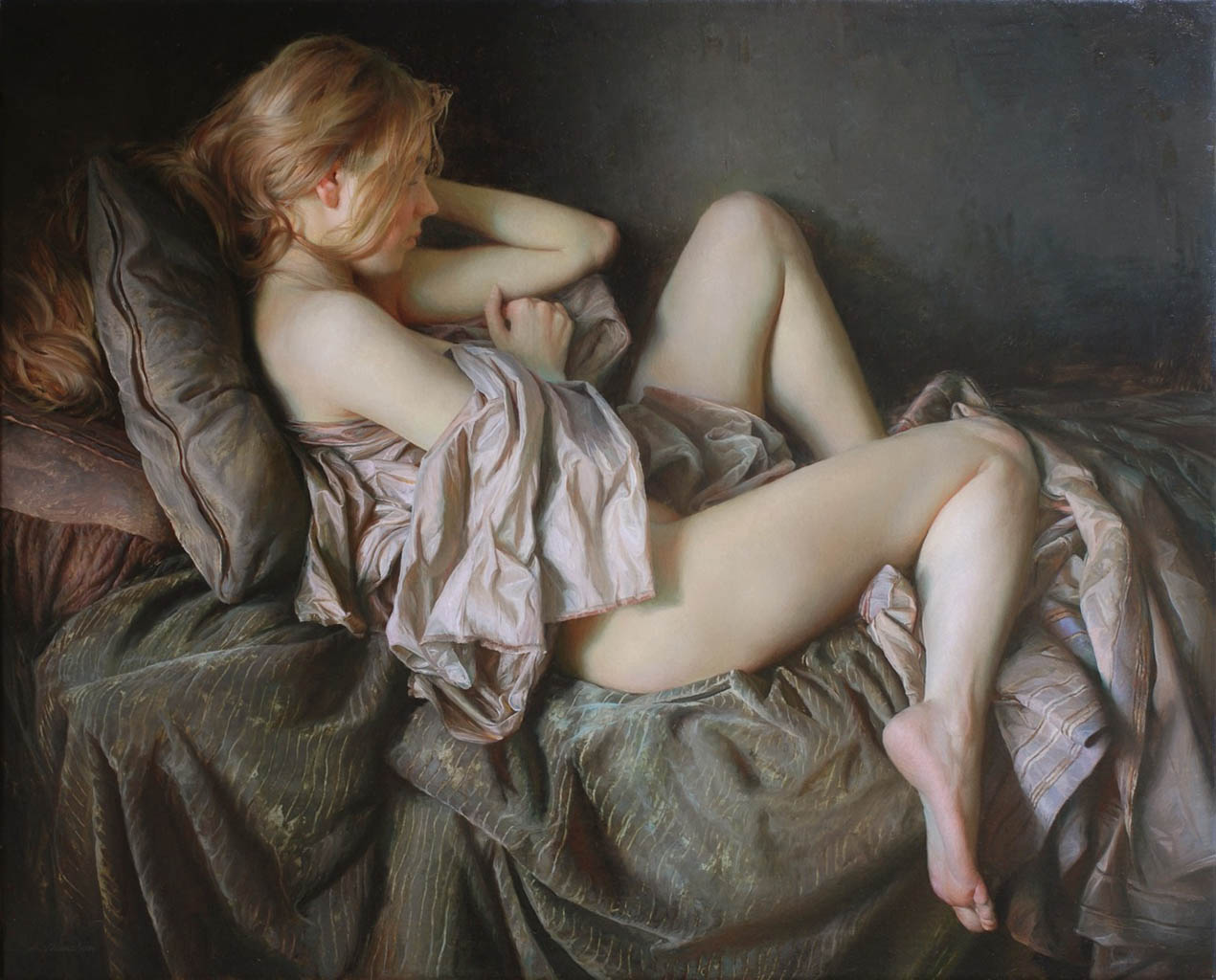 "Сергей Маршенников (Serge Marshennikov), ""The new wine"""
