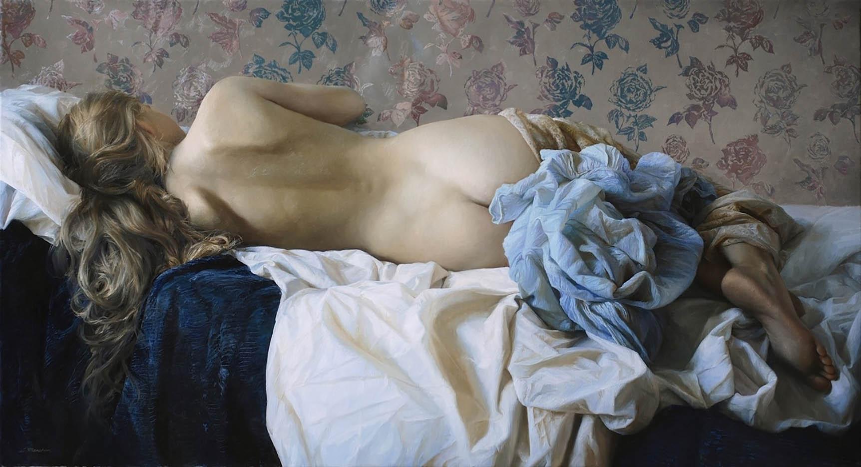 "Сергей Маршенников (Serge Marshennikov), ""Blue roses"""