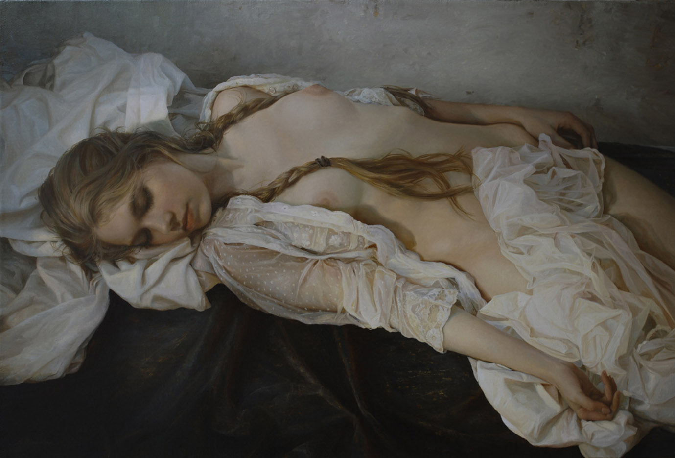 "Сергей Маршенников (Serge Marshennikov), ""The Timid Sun"""
