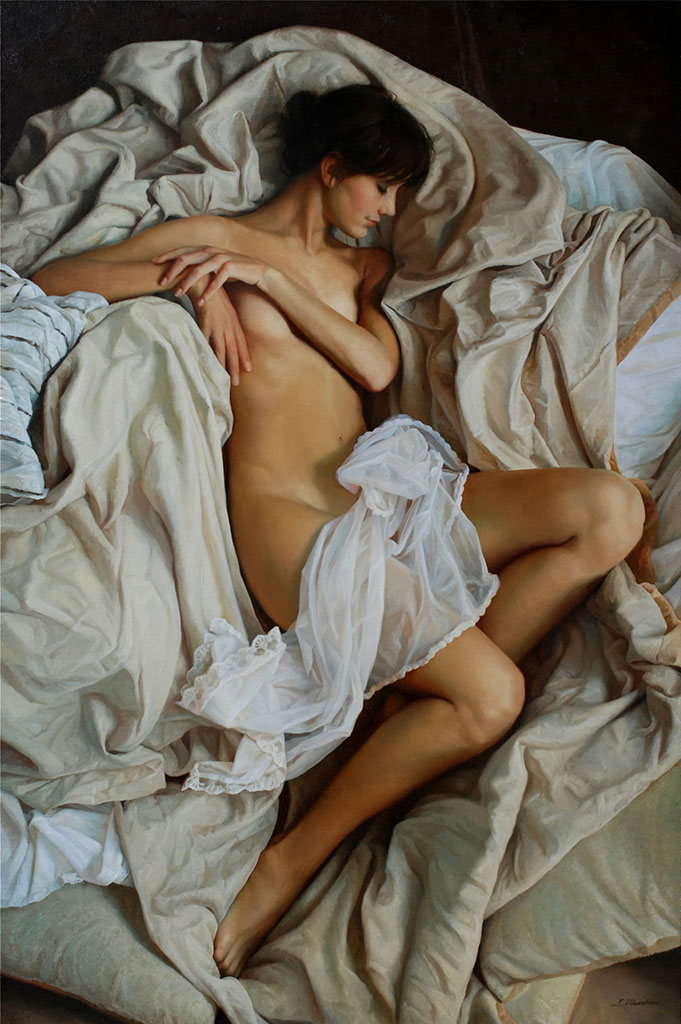 "Сергей Маршенников (Serge Marshennikov), ""Attempt to awakening"""