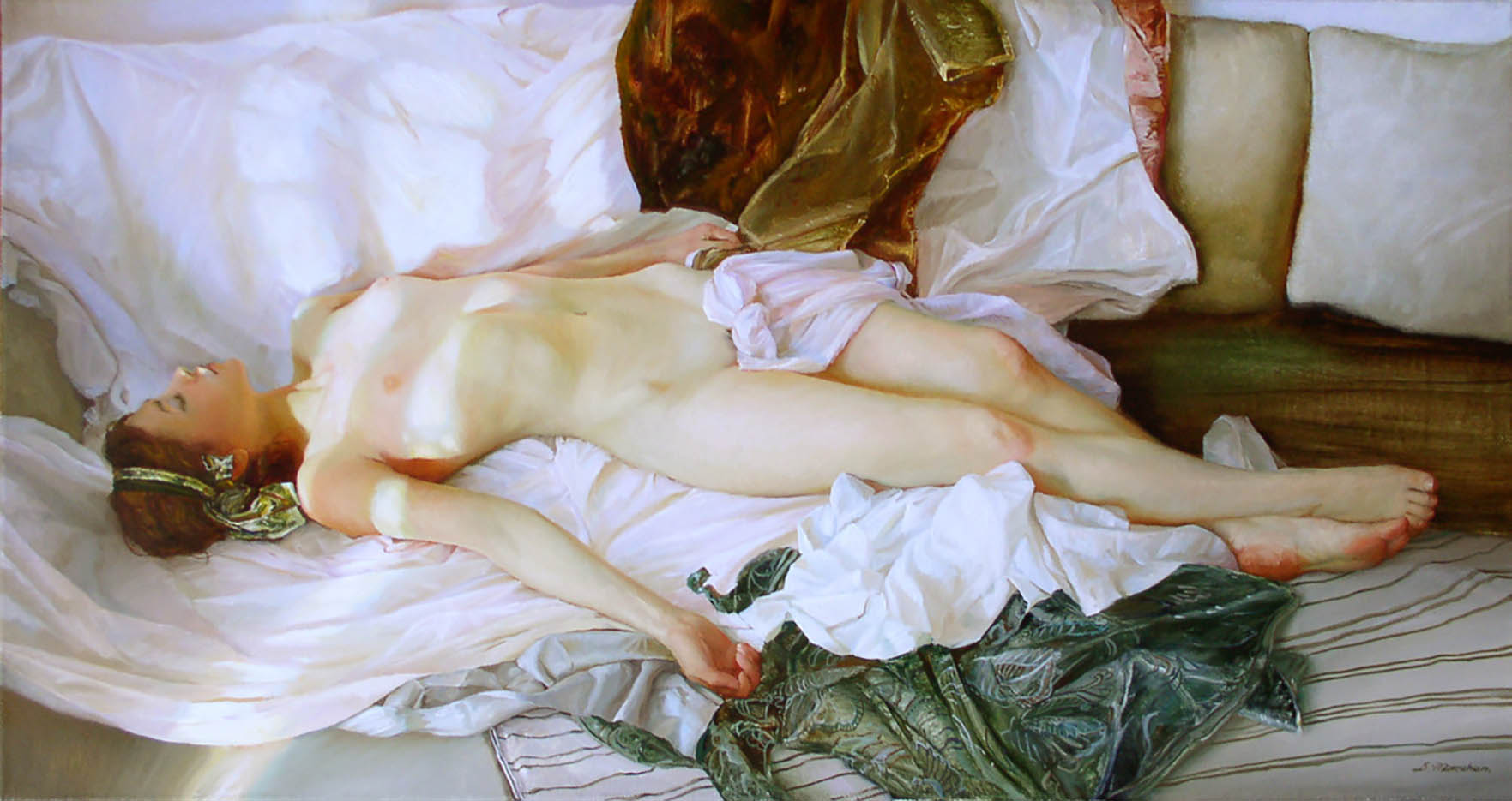 "Сергей Маршенников (Serge Marshennikov), ""Morning"""