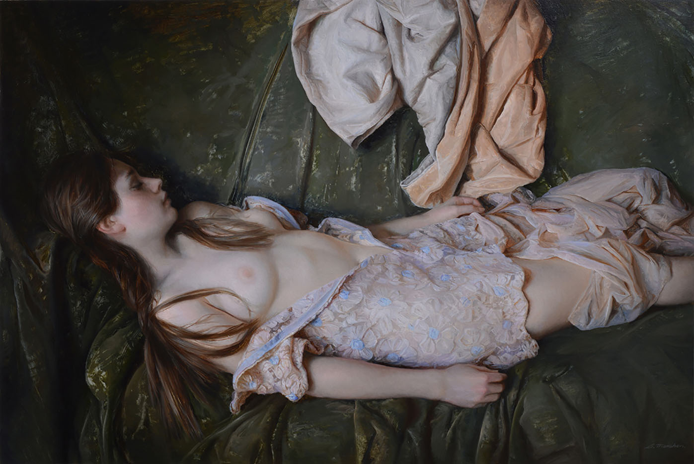 "Сергей Маршенников (Serge Marshennikov), ""Untitled Art - 33"""