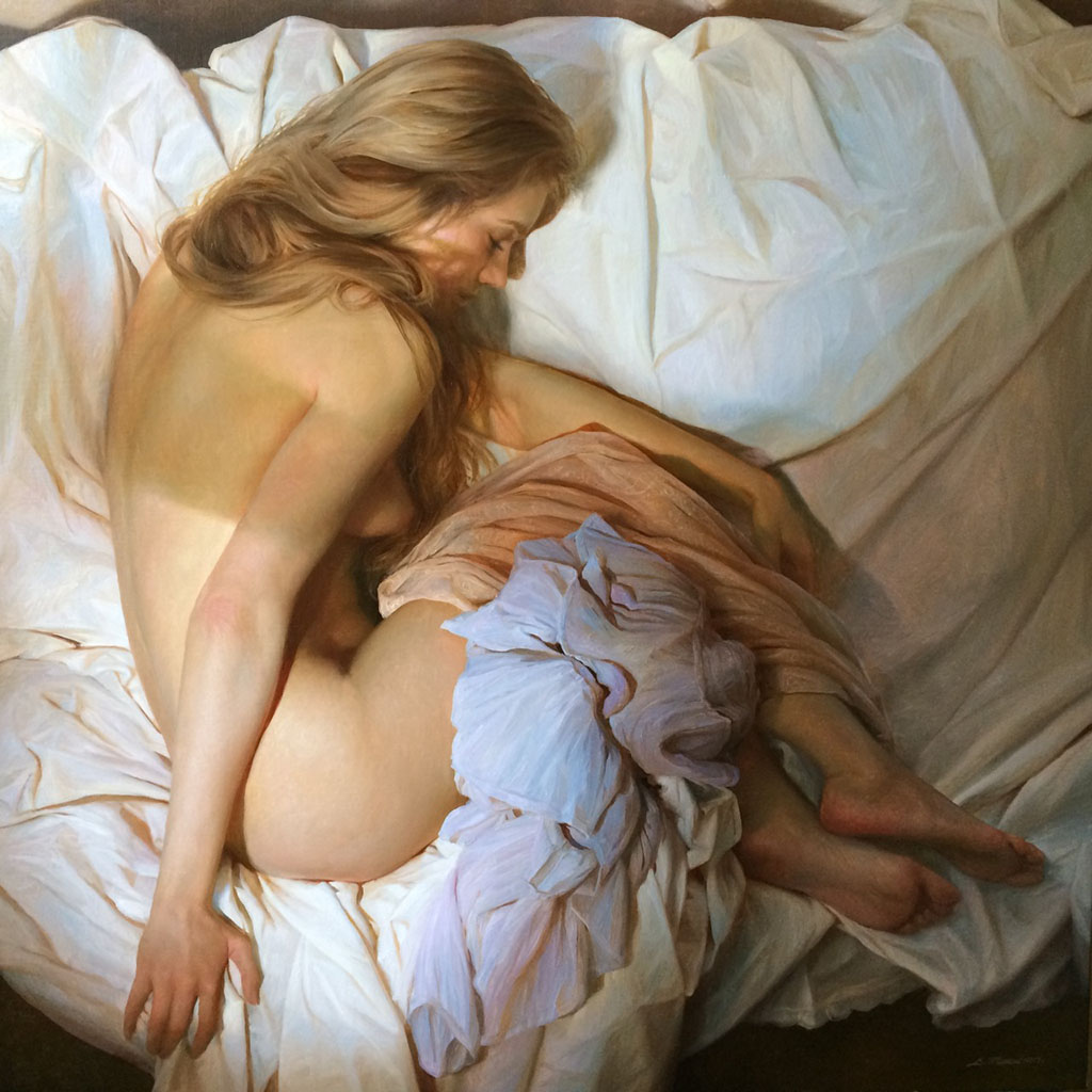 "Сергей Маршенников (Serge Marshennikov), ""Untitled Art - 34"""