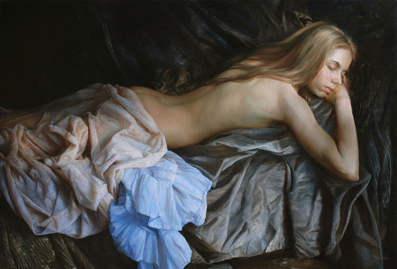 "Сергей Маршенников (Serge Marshennikov), ""Untitled Art - 36"""