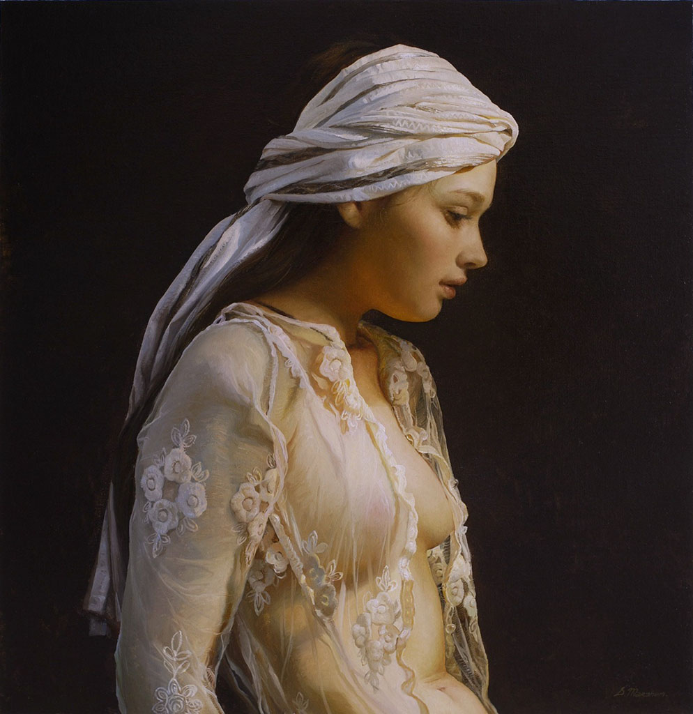 "Сергей Маршенников (Serge Marshennikov), ""Untitled Art - 38"""
