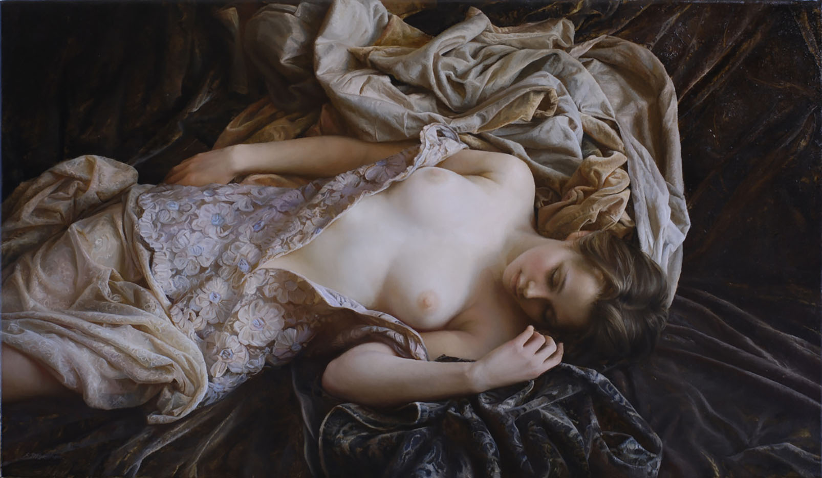 "Сергей Маршенников (Serge Marshennikov), ""Untitled Art - 39"""