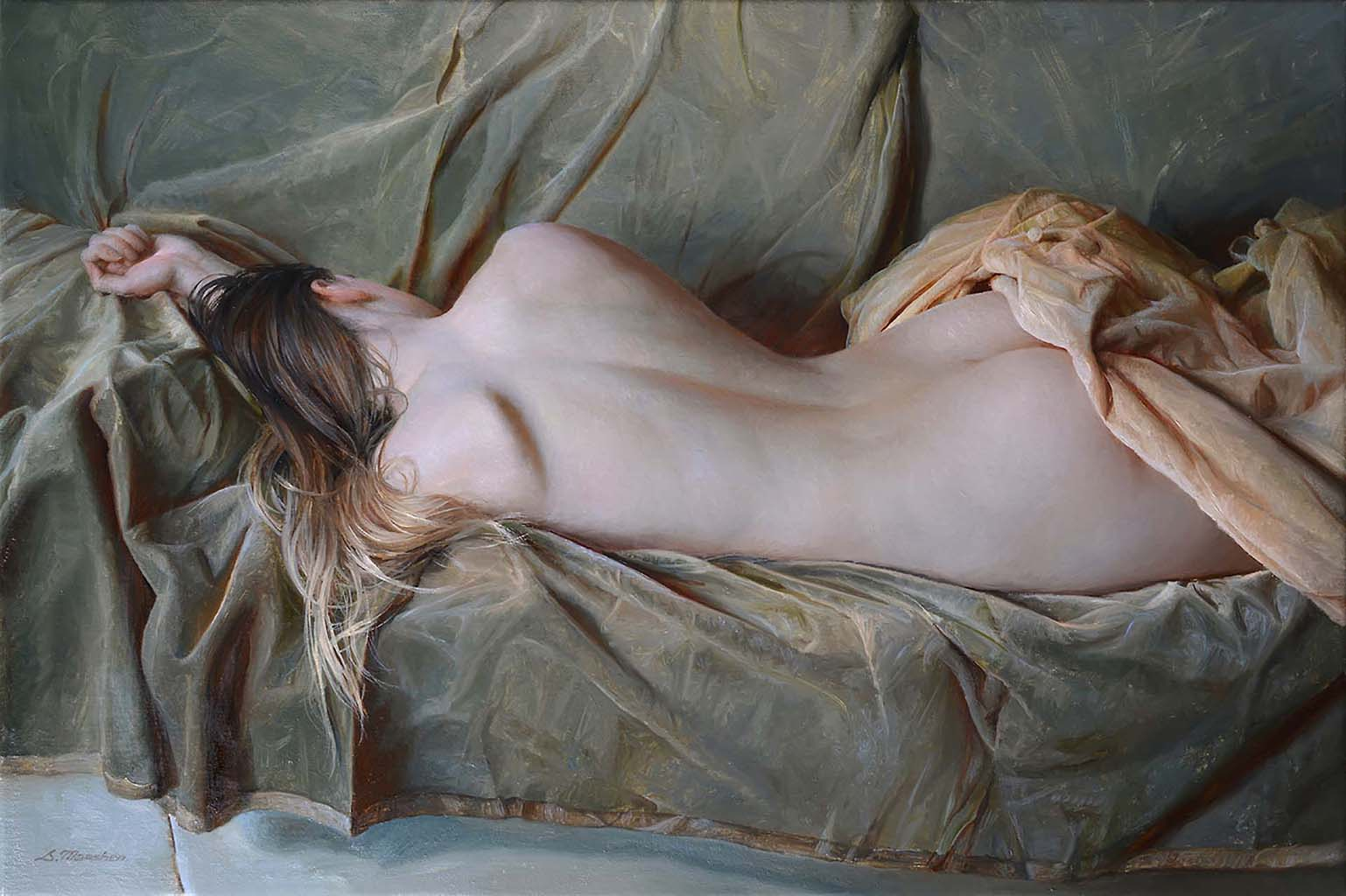 "Сергей Маршенников (Serge Marshennikov), ""Afternoon"""