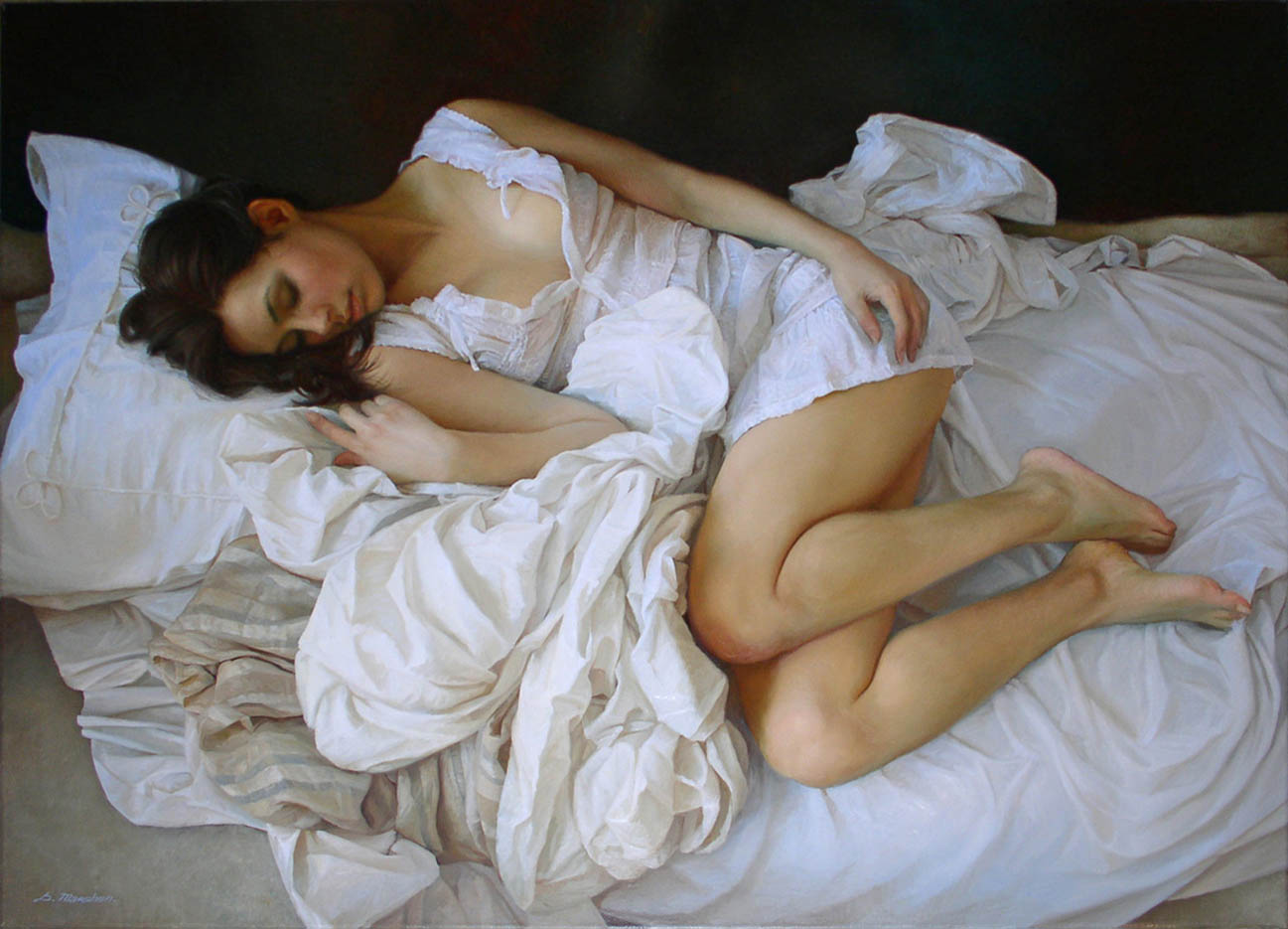 "Сергей Маршенников (Serge Marshennikov), ""Untitled Art - 44"""