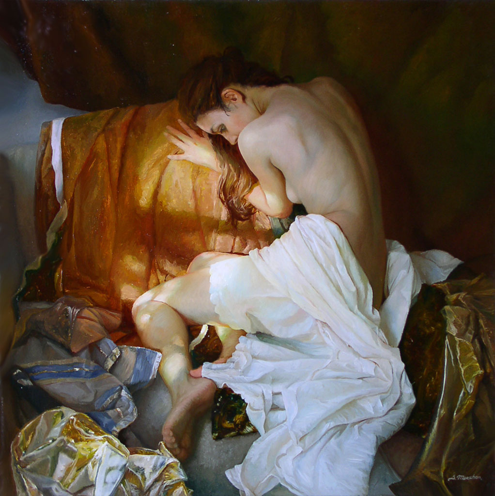 "Сергей Маршенников (Serge Marshennikov), ""Untitled Art - 48"""