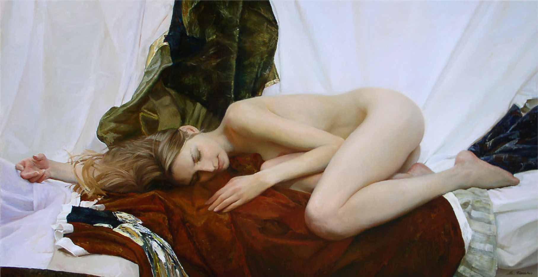 "Сергей Маршенников (Serge Marshennikov), ""Untitled Art - 49"""