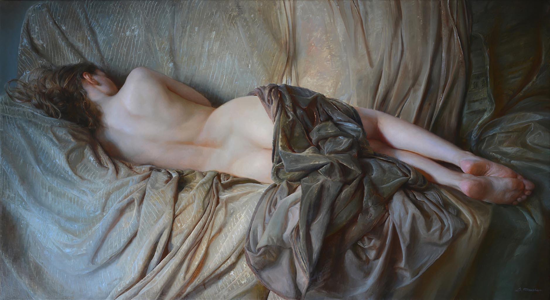 """Сергей Маршенников (Serge Marshennikov), """"Solitude"""""""