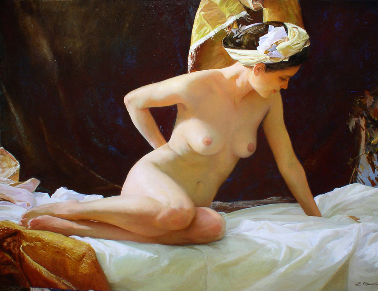 "Сергей Маршенников (Serge Marshennikov), ""Untitled Art - 50"""