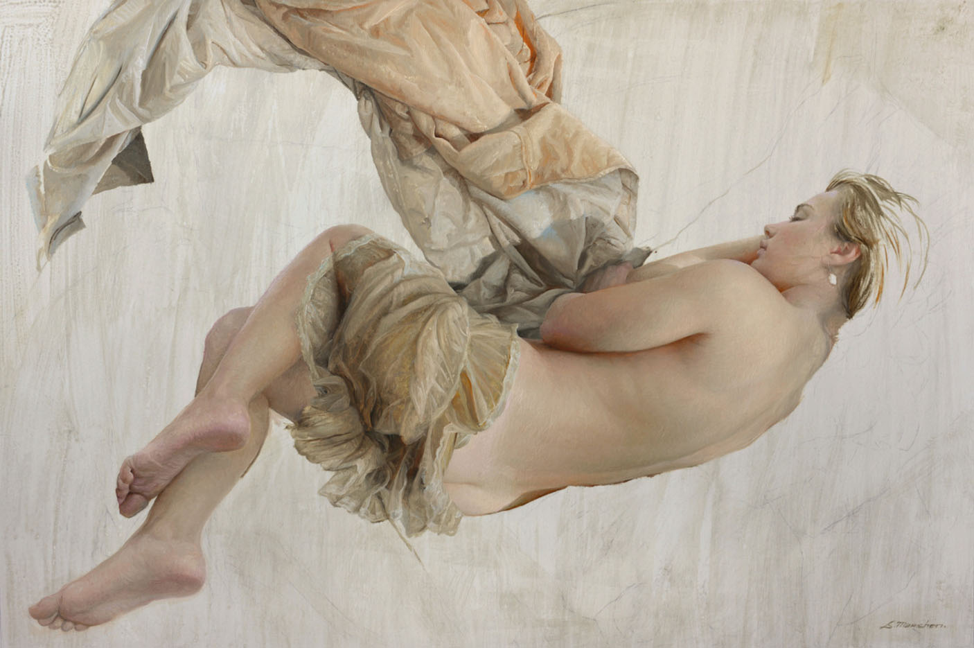 "Сергей Маршенников (Serge Marshennikov), ""Weightless"""