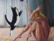 "Елена Мартенс (Elena Martens) ""Постельный балет | Bed ballet"""