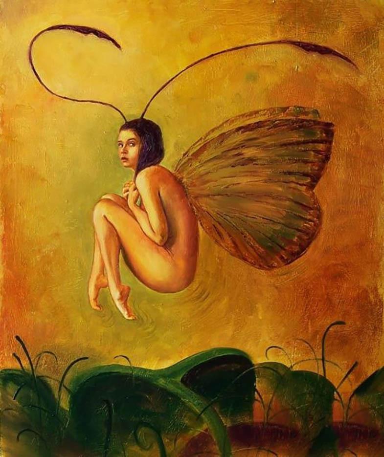 "Елена Мартенс (Elena Martens) ""Крылышки | Wings"""