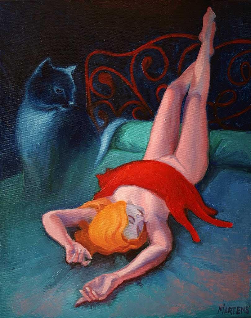 "Елена Мартенс (Elena Martens) ""Сон в летнюю ночь | A dream in a summer night"""