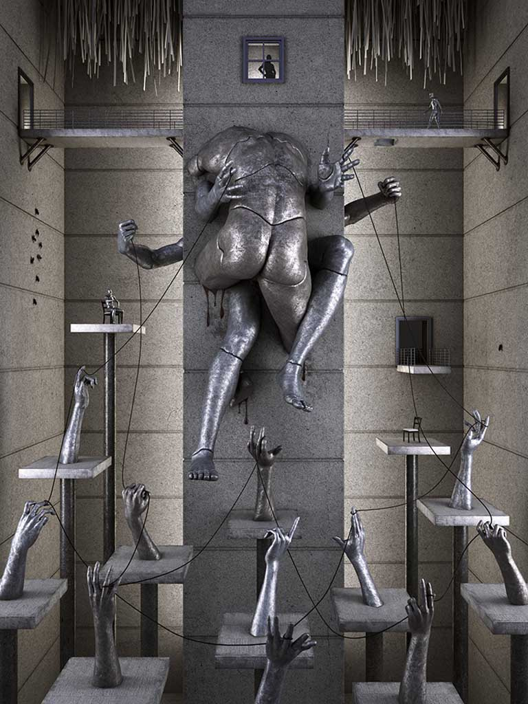 "Адам Мартинакис (Adam Martinakis) ""The Power Game"""