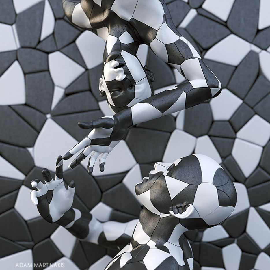 "Адам Мартинакис (Adam Martinakis) ""The Puzzle Approach"""
