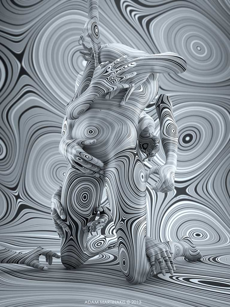 "Адам Мартинакис (Adam Martinakis) ""Follow The Lines"""
