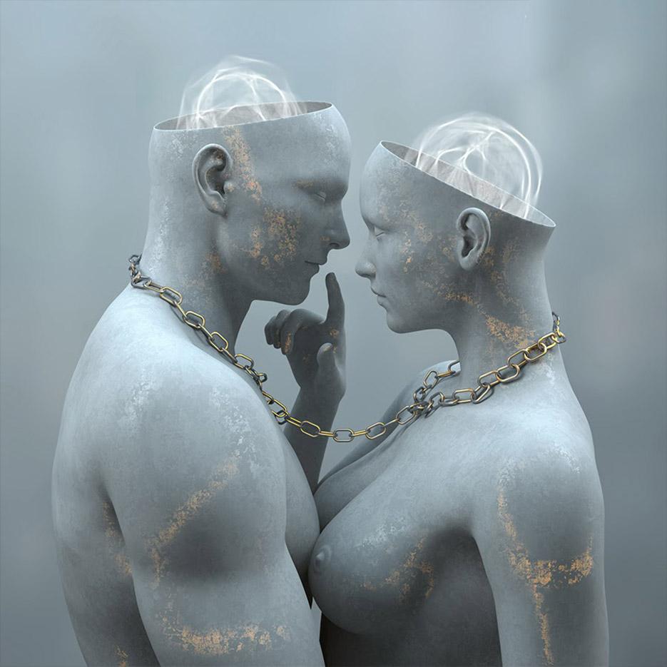 """Адам Мартинакис (Adam Martinakis) """"Equilibrium"""""""