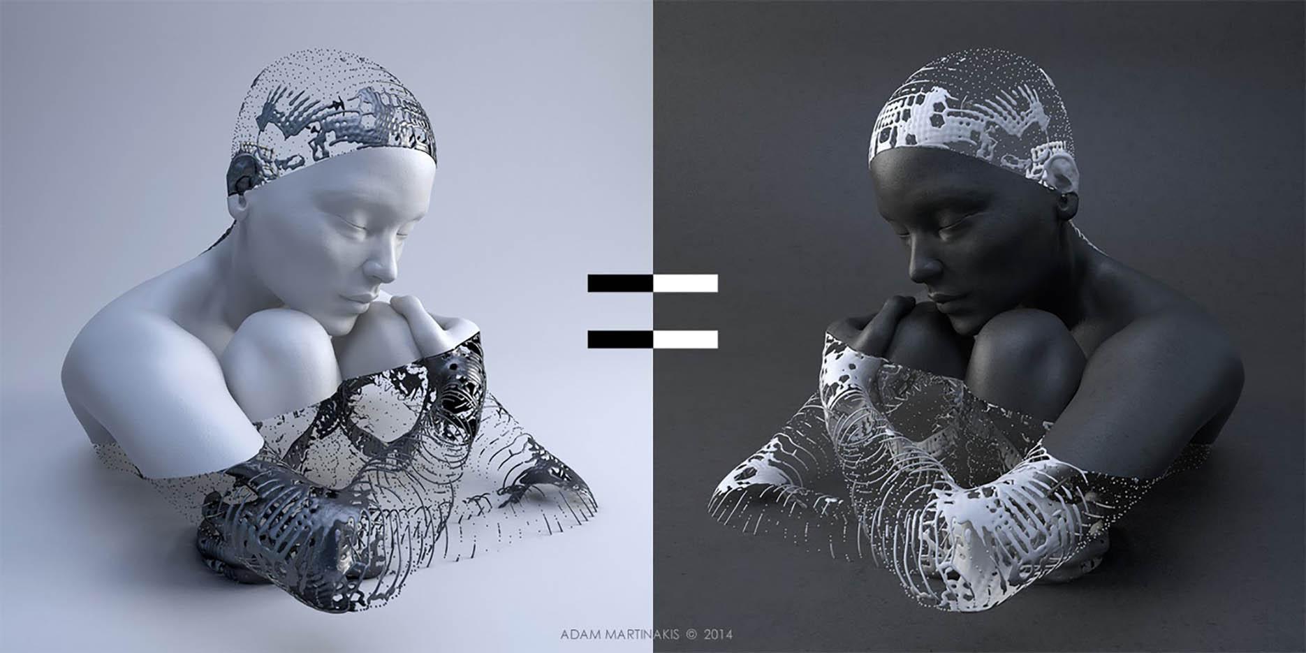"""Адам Мартинакис (Adam Martinakis) """"Multiverse"""""""