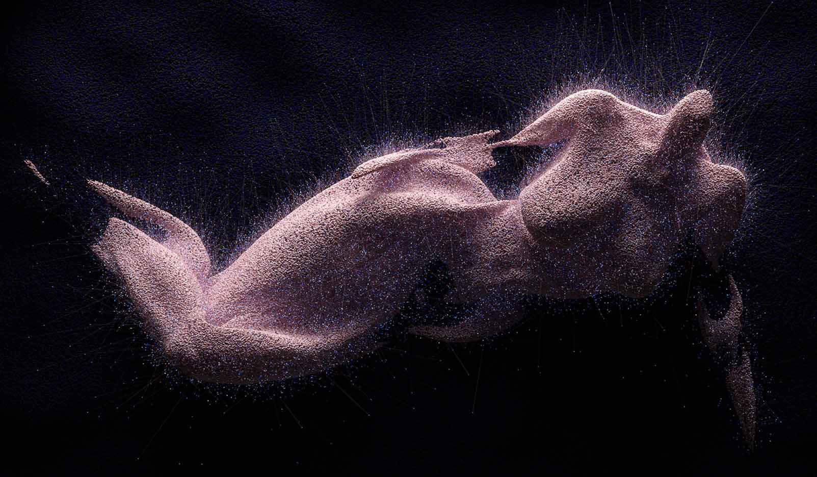 "Адам Мартинакис (Adam Martinakis) ""A cosmic female"""