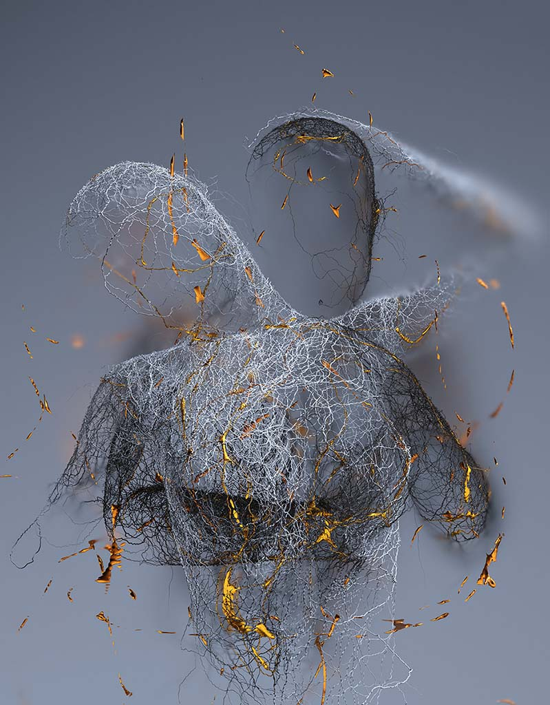 "Адам Мартинакис (Adam Martinakis) ""The Erotic Void III"""