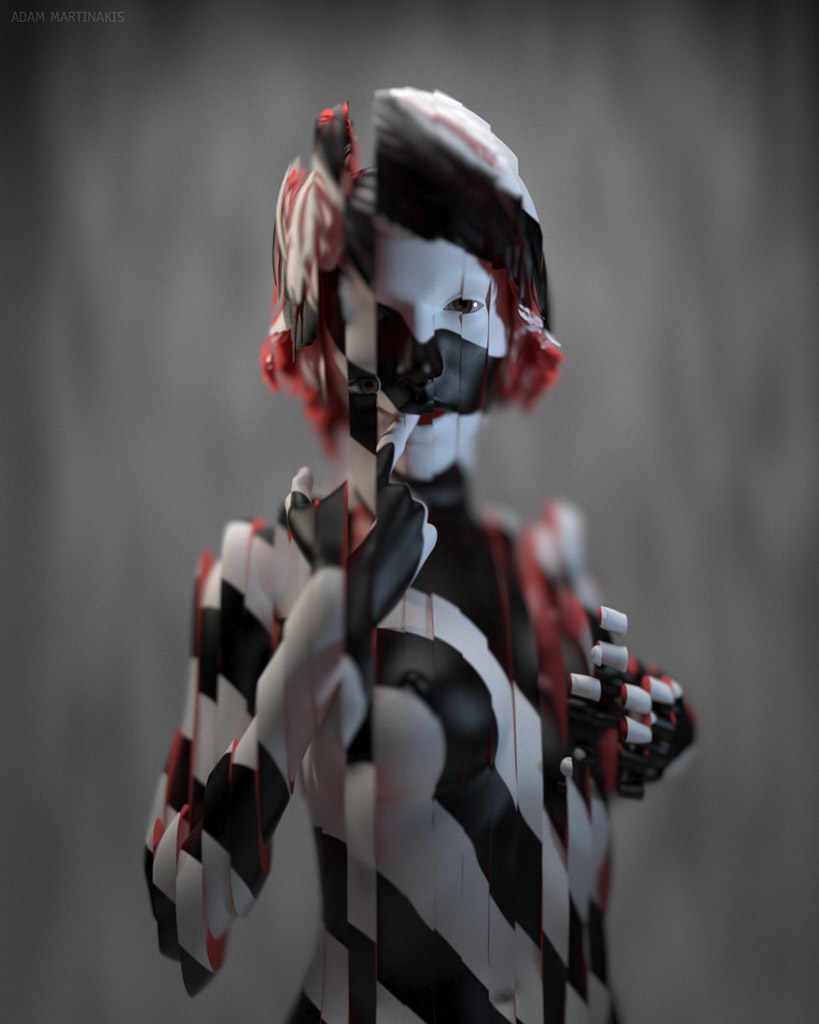 "Адам Мартинакис (Adam Martinakis) ""Bleeding Innocence"""