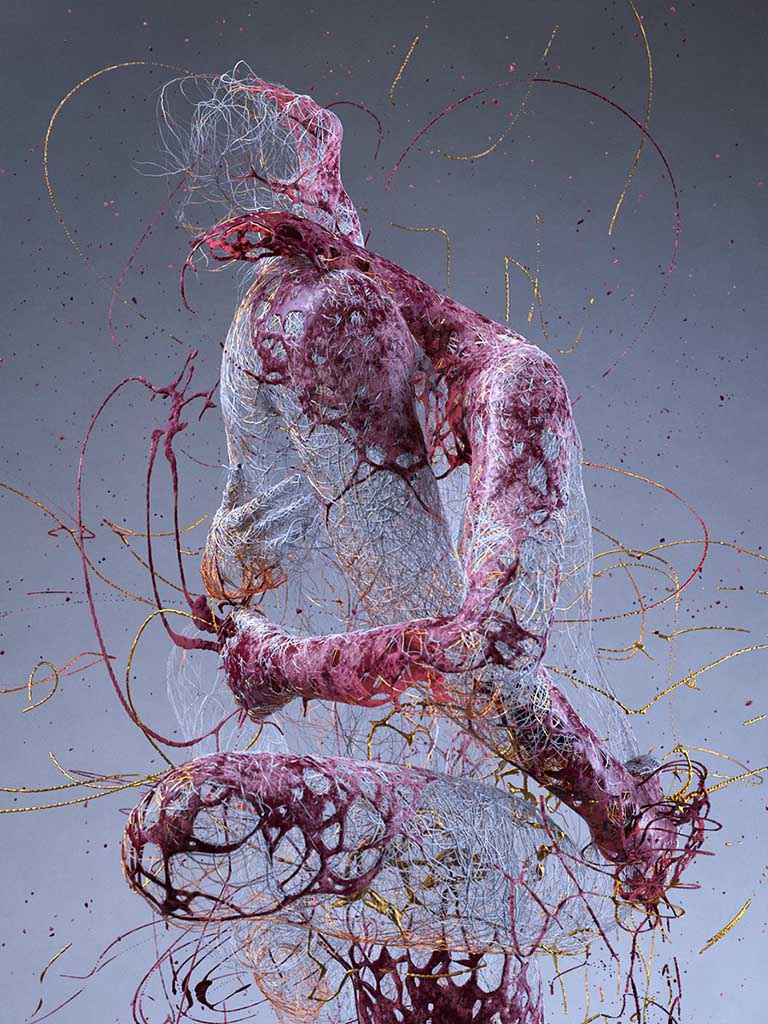 "Адам Мартинакис (Adam Martinakis) ""The Erotic Void II"""