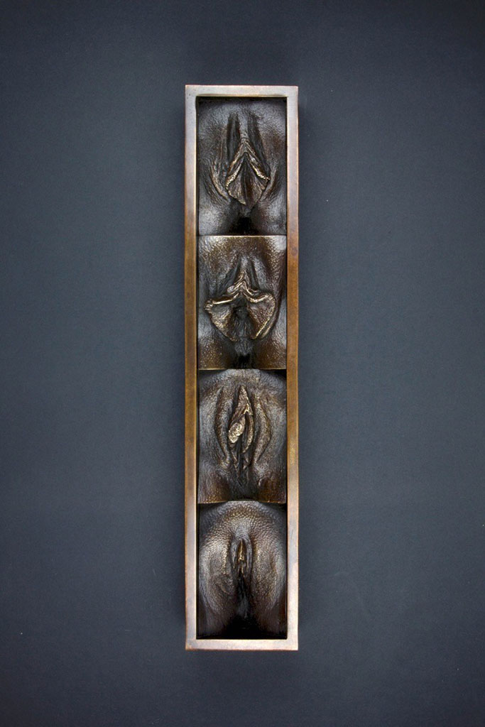 "Джейми Маккартни (Jamie McCartney) ""4 Women Bronze"""