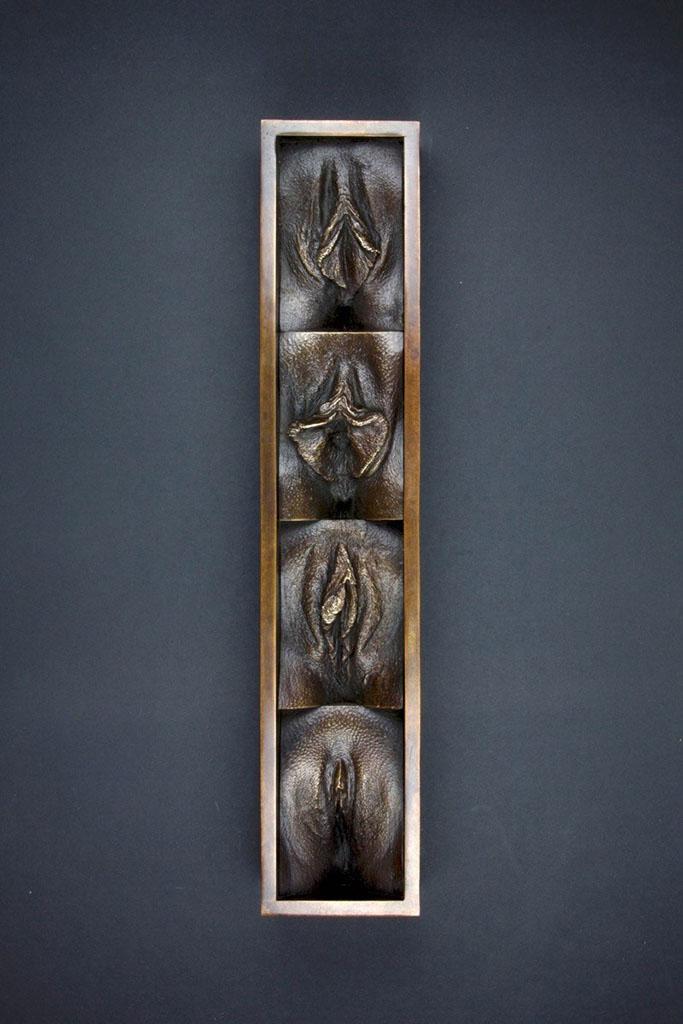 "Джейми Маккартни (Jamie McCartney) ""4 Women Bronze"""